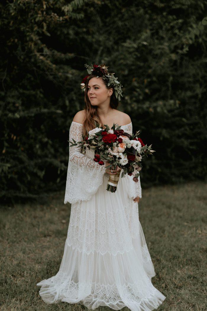 bohém esküvő 1
